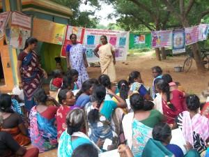 Community level workshop on Gender based violence