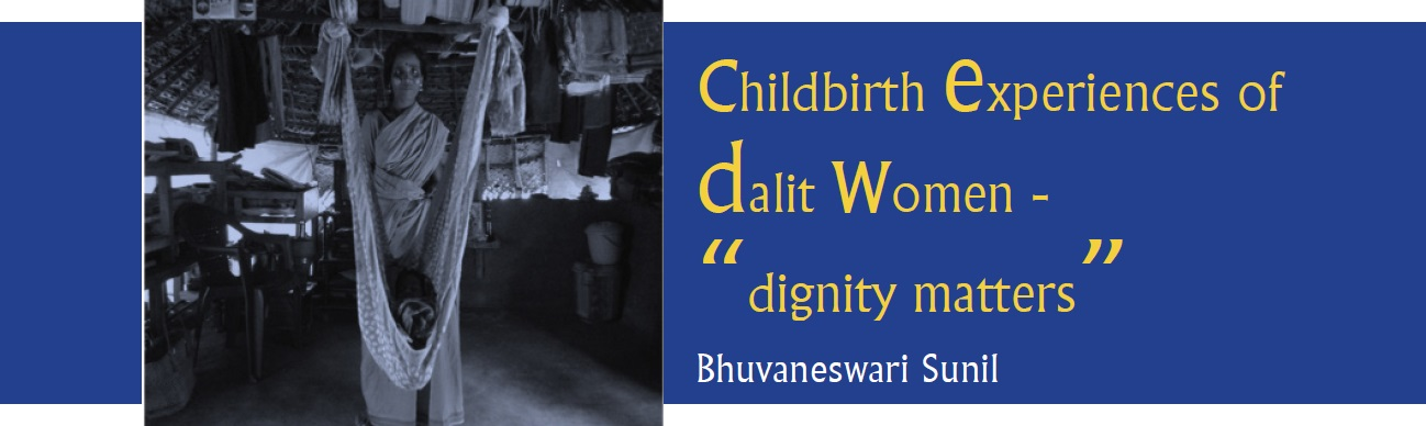 Childbirth experiences of dalit women
